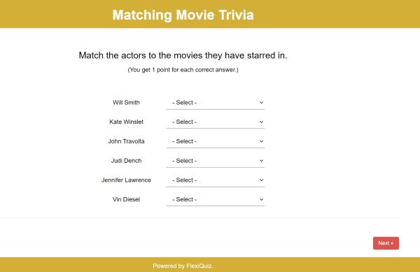 movie trivia quiz question
